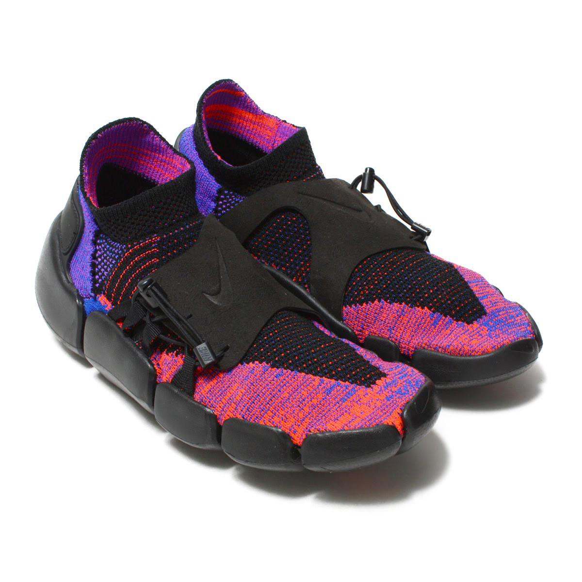 Nike Footscape Flyknit DM Hyper Grape/ Black