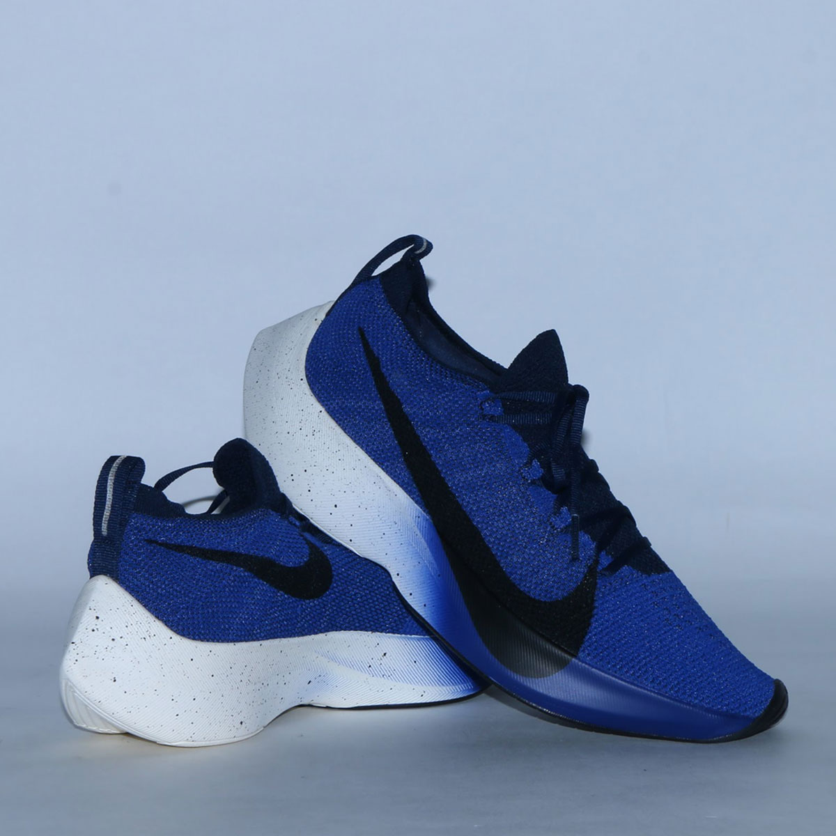 facb008ef686b NIKE VAPOR STREET FLYKNIT (Nike vapor street fried food knit) (DEEP ROYAL BLACK-COLLEGE  NAVY-SAIL) 18SU-S