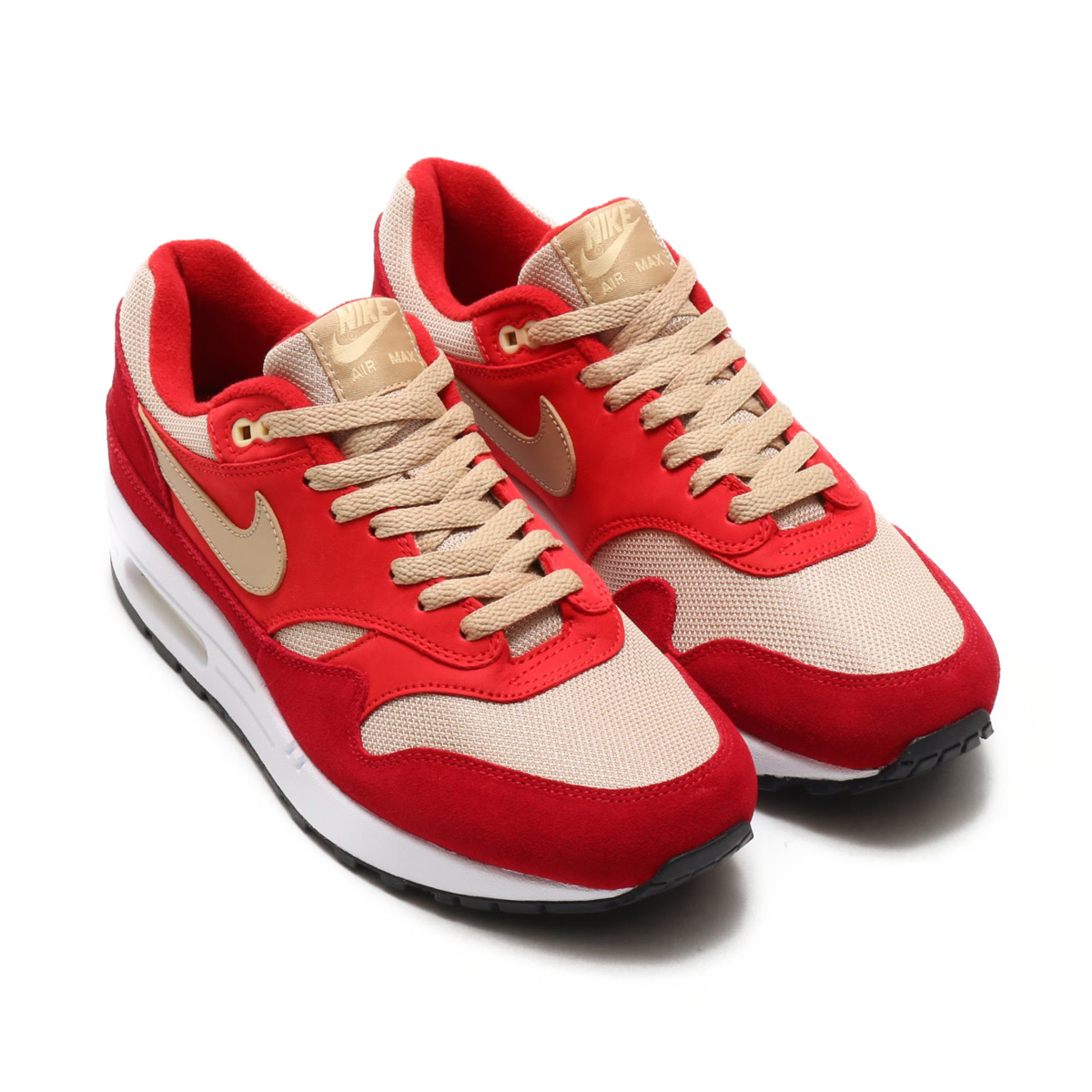 nike air max 1 premium retro red curry nz