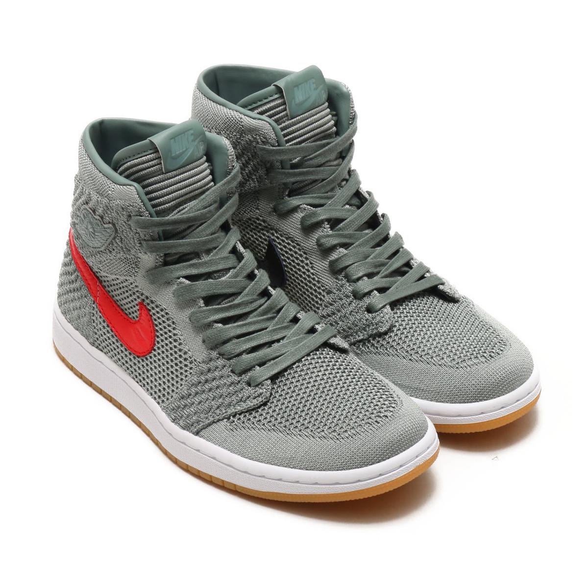 uk availability a2fb7 55580 NIKE AIR JORDAN 1 RET HI FLYKNIT BG (Nike Air Jordan 1 nostalgic high fried  ...