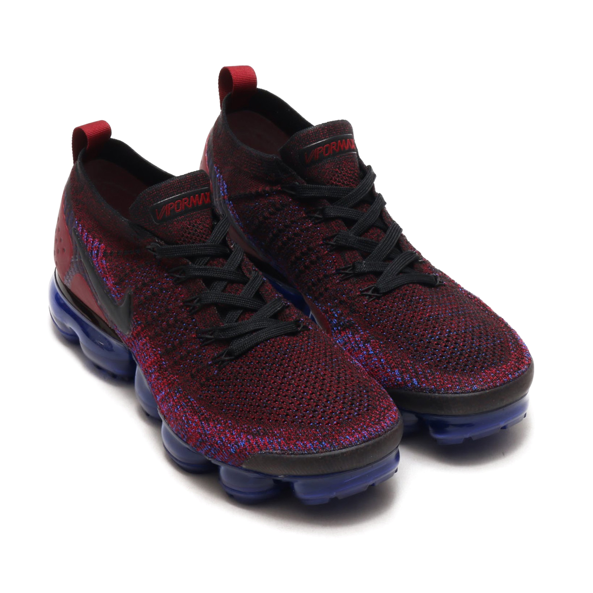 0007e5ef3720 ... team red larger release date nike air vapormax flyknit 2 nike air vapor  max fried food knit 2 black ...