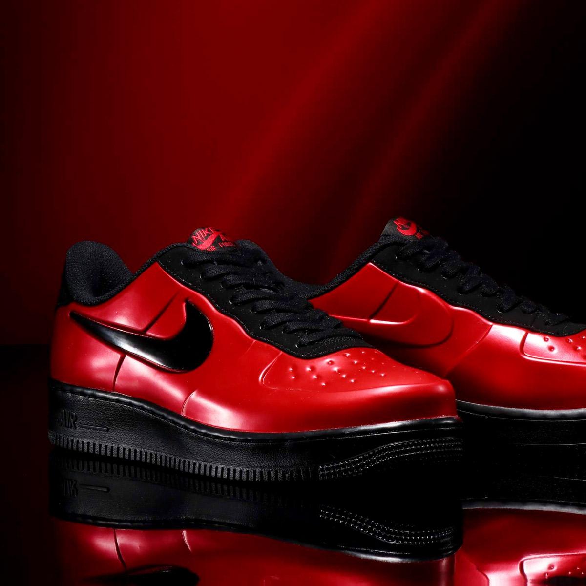 3337bed8d60 NIKE AF1 FOAMPOSITE PRO CUP (Nike AF 1 フォームポジットプロカップ) (GYM RED BLACK)