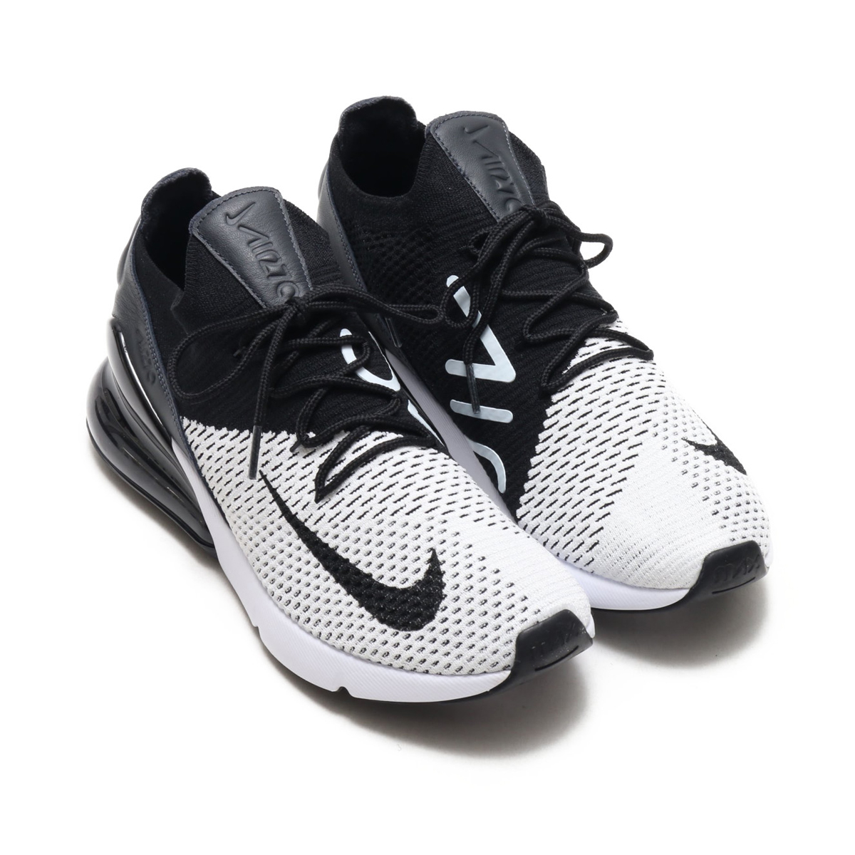 nike air max 270 flyknit - men shoes
