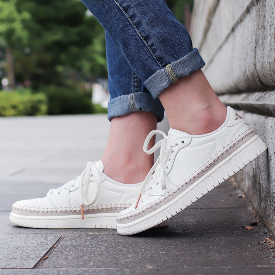 detailed look c313d 3ccee NIKE WMNS AIR JORDAN 1 RETRO LOW NS (Nike women Air Jordan 1 nostalgic low  ...