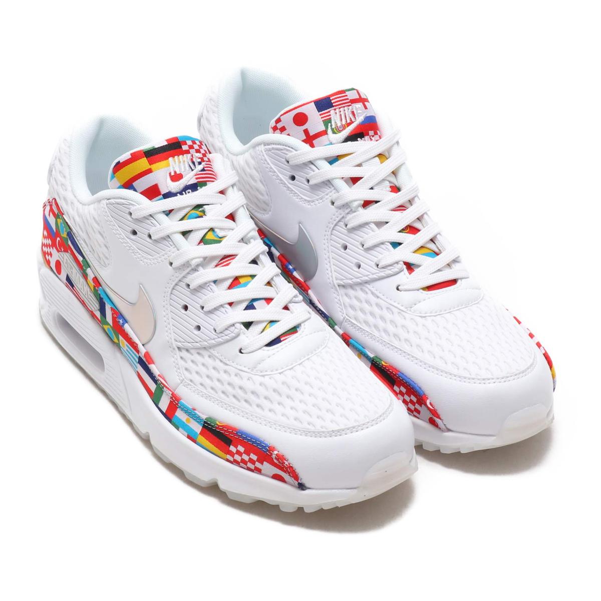 Qs Nic Pink Qs white kie Nike Atmos Amax Max Ney Air 90 wpYgwUOx