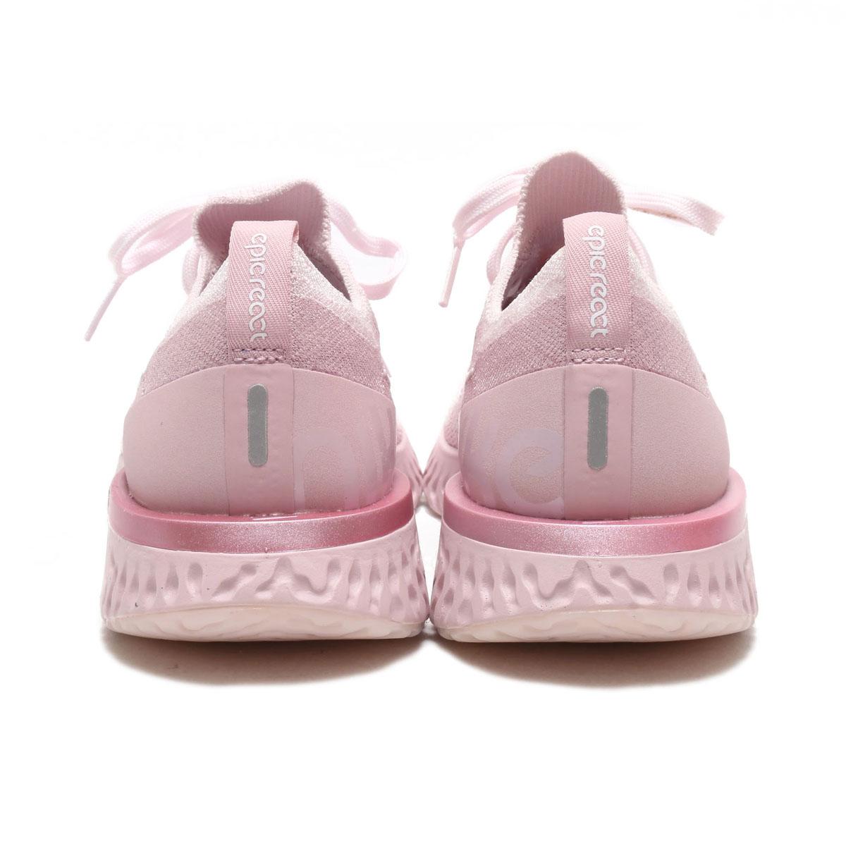 Atmos Pink Nike Wmns Epic React Flyknit Nike Women Epic