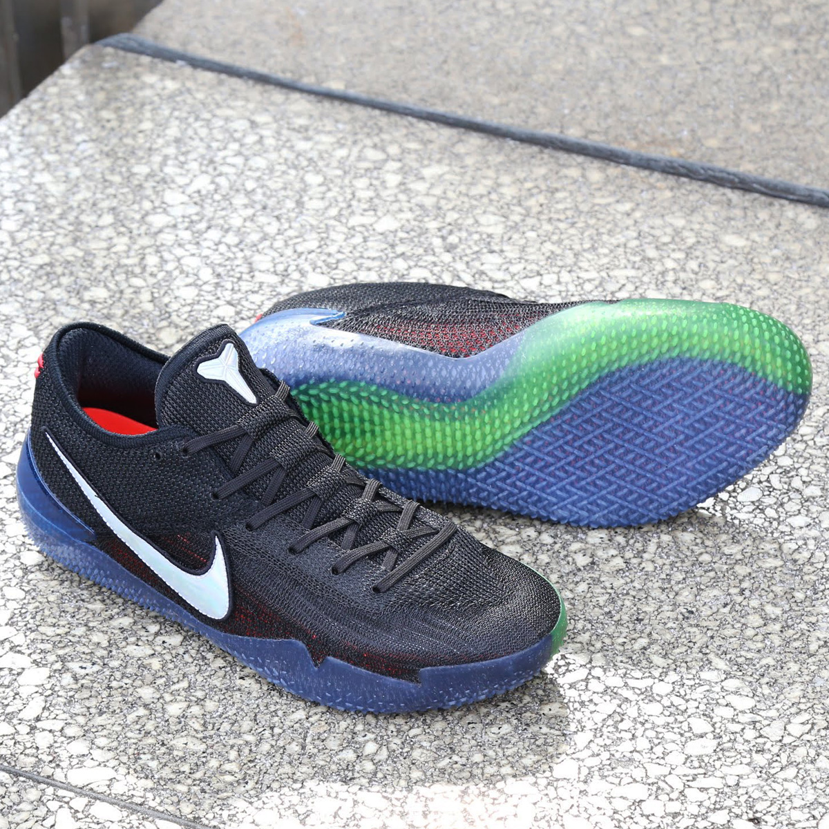 newest 28fd0 6a7c3 NIKE KOBE AD NXT 360 (Nike Corby AD NXT 360) BLACKMULTI-COLOR 18SU-S