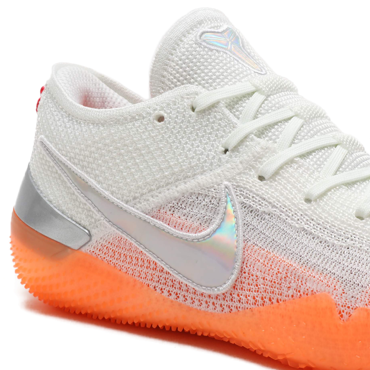 size 40 992b2 f0f17 NIKE KOBE AD NXT 360 (Nike Corby AD NXT 360) (WHITE MULTI-COLOR-INFRARED  23-VOLT) 18SU-S