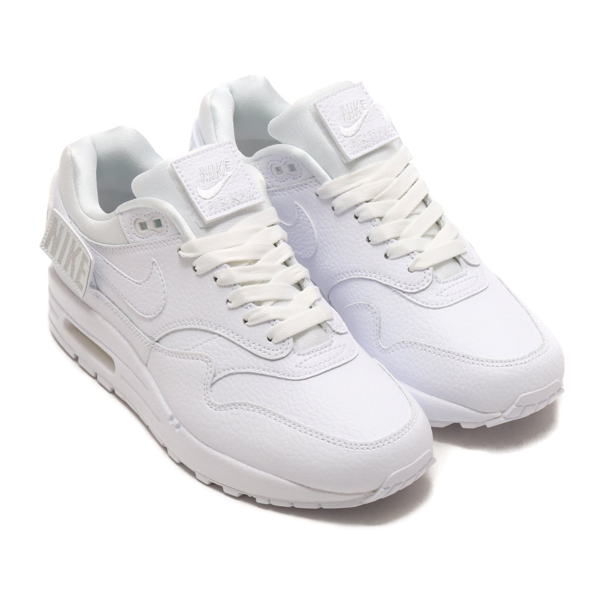 buy popular 162a8 3786d NIKE W AIR MAX 1-100 (Nike women Air Max 1 100) (WHITEWHITE-WHITE) 18SU-S