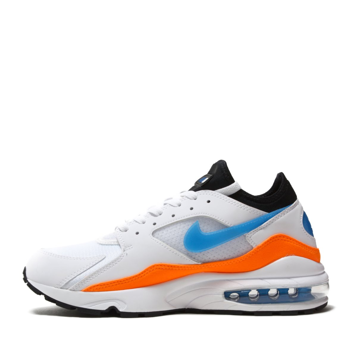 d3a622941b ... store nike air max 93 kie ney amax 93 white blue nebula total orange  black 18ss