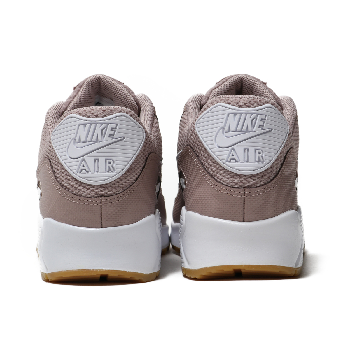 867c05c921cc5 NIKE WMNS AIR MAX 90 (Nike women Air Max 90) DIFFUSED TAUPE WHITE-GUM LIGHT  BROWN 18FA-I