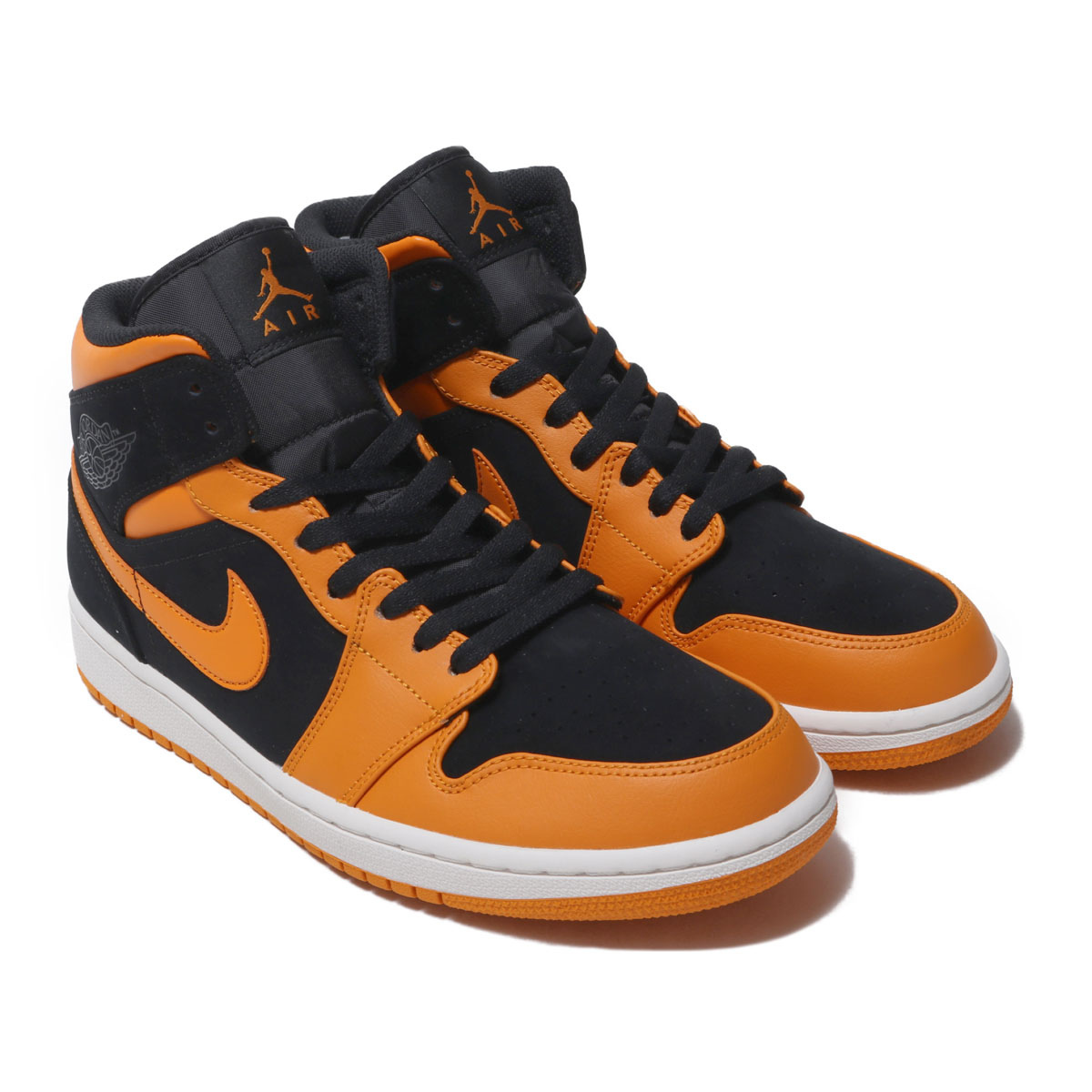 a8db3f35516f The Air Jordan 1 mid images original AJ1. The design which reminds