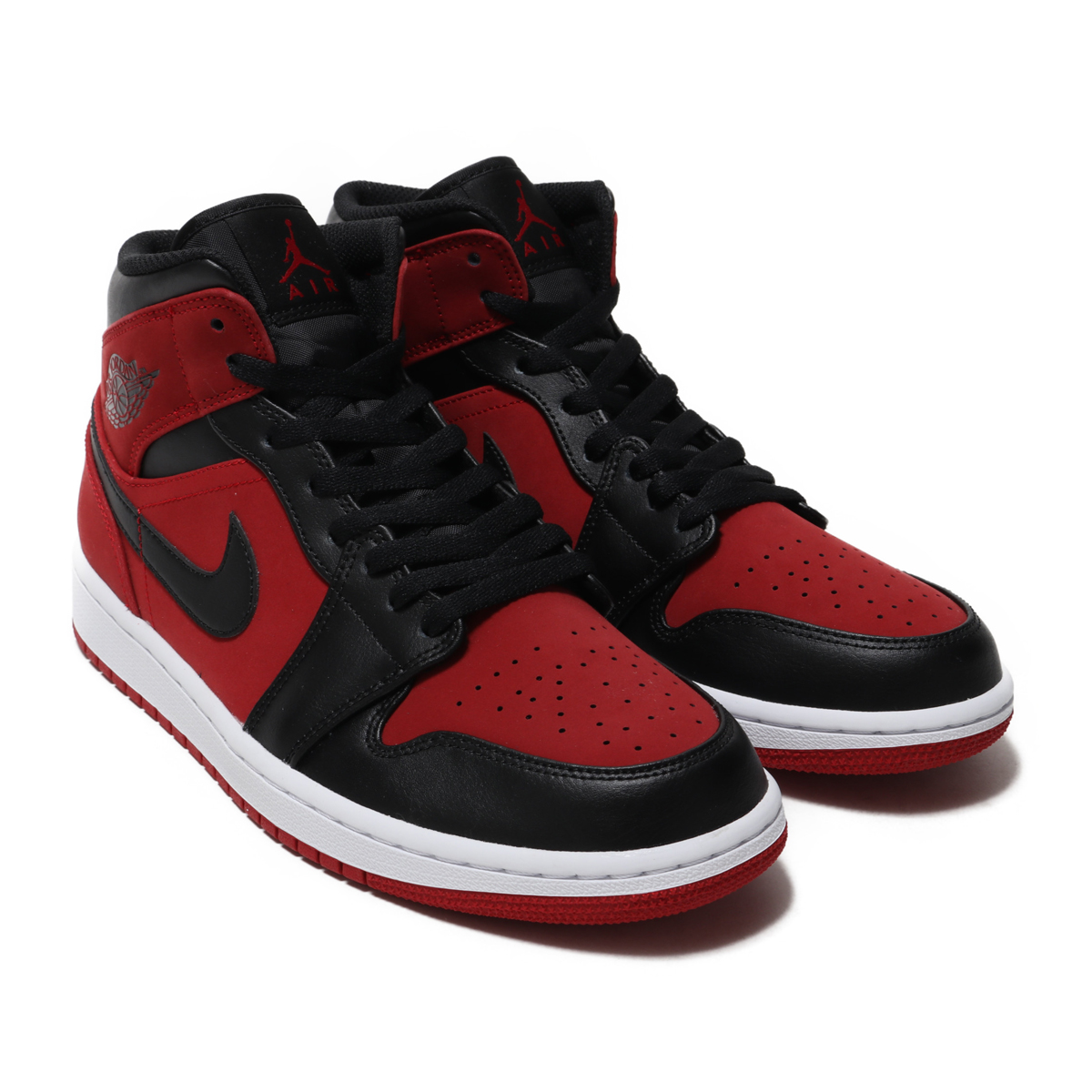 901ac3b32101 The Air Jordan 1 mid images original AJ1. The design which reminds