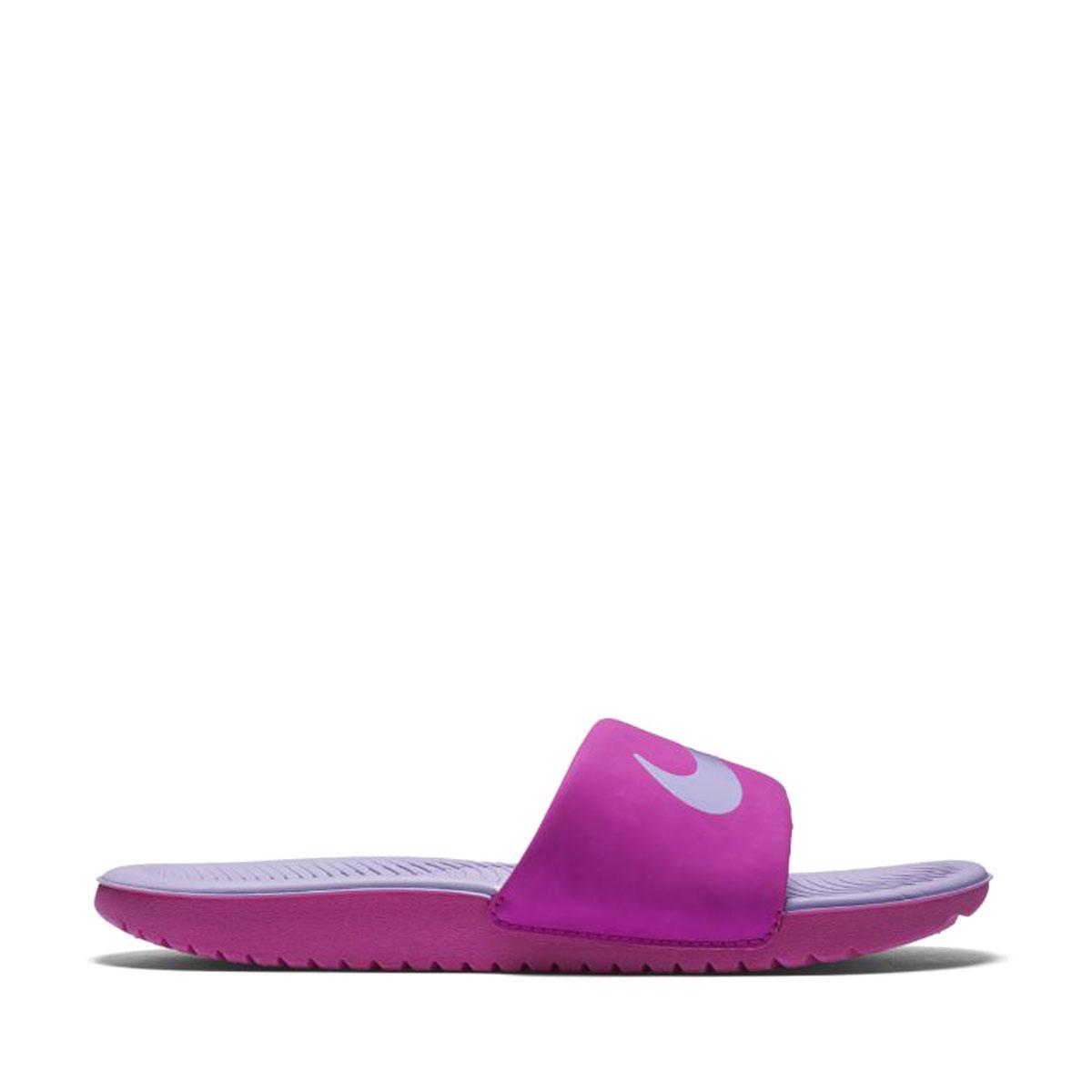 dd6d8a487 atmos pink  NIKE KAWA SLIDE (GS PS) (Nike kava slide GS PS) FIRE ...