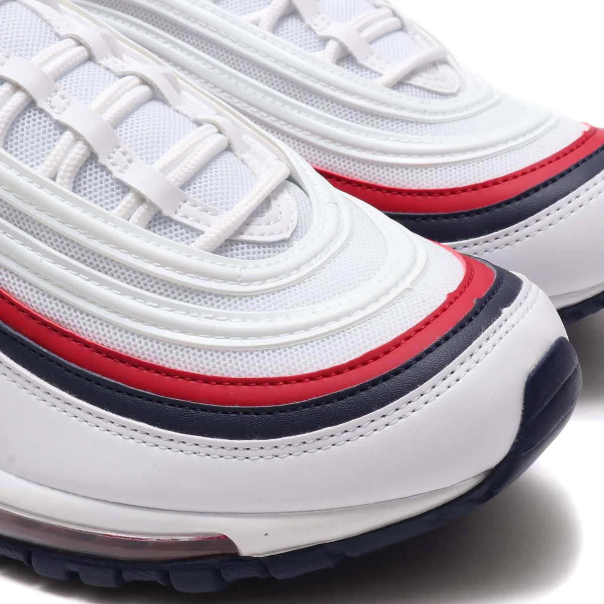 wholesale nike air max 97 white and red bdcd2 99783 255fab579