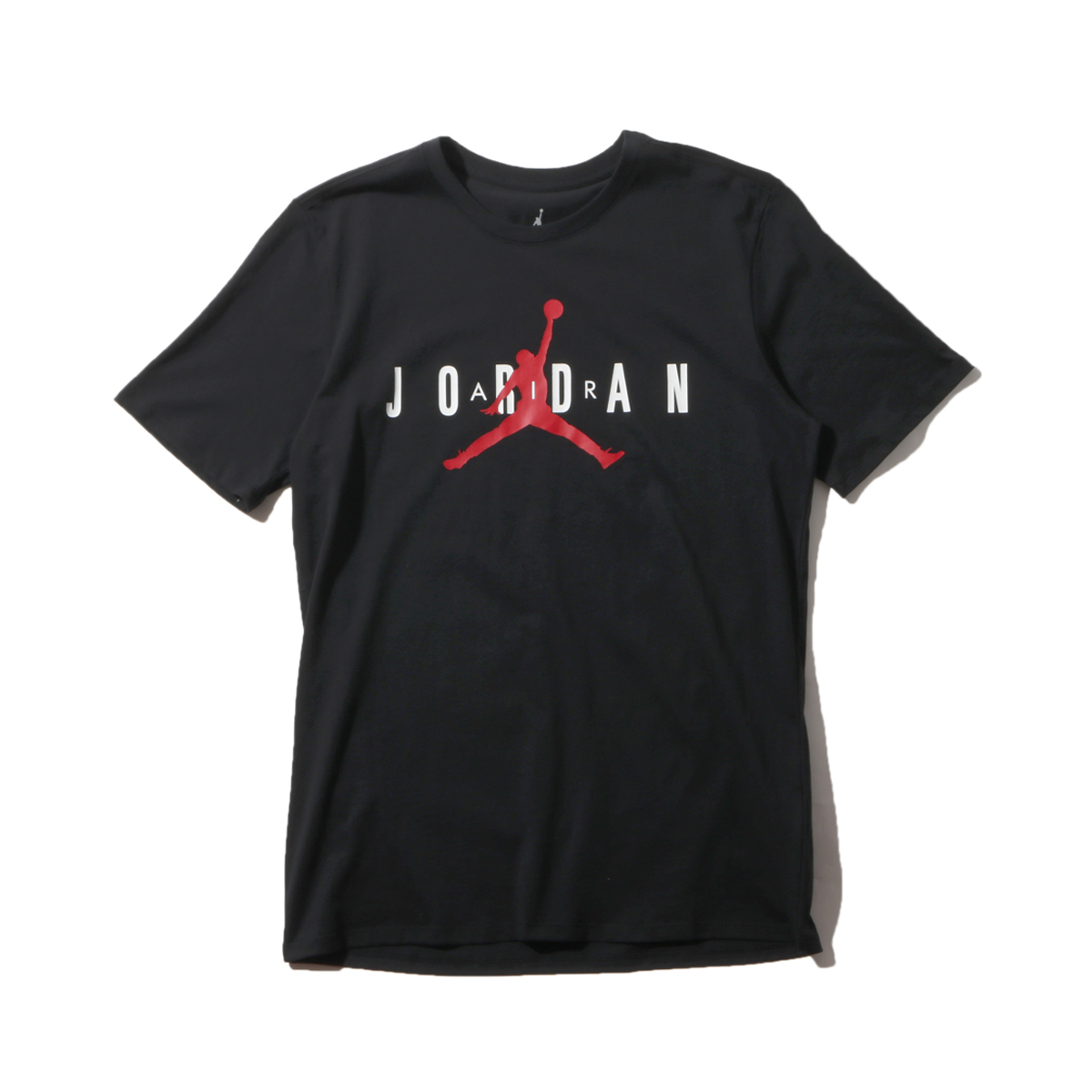 6e4e7a1c32e91a ... player who printed graphic of Michael Jordan who is Aiko Nic to the  cotton jersey material that the Jordan sportswear brand 5 men s T-shirt is  soft