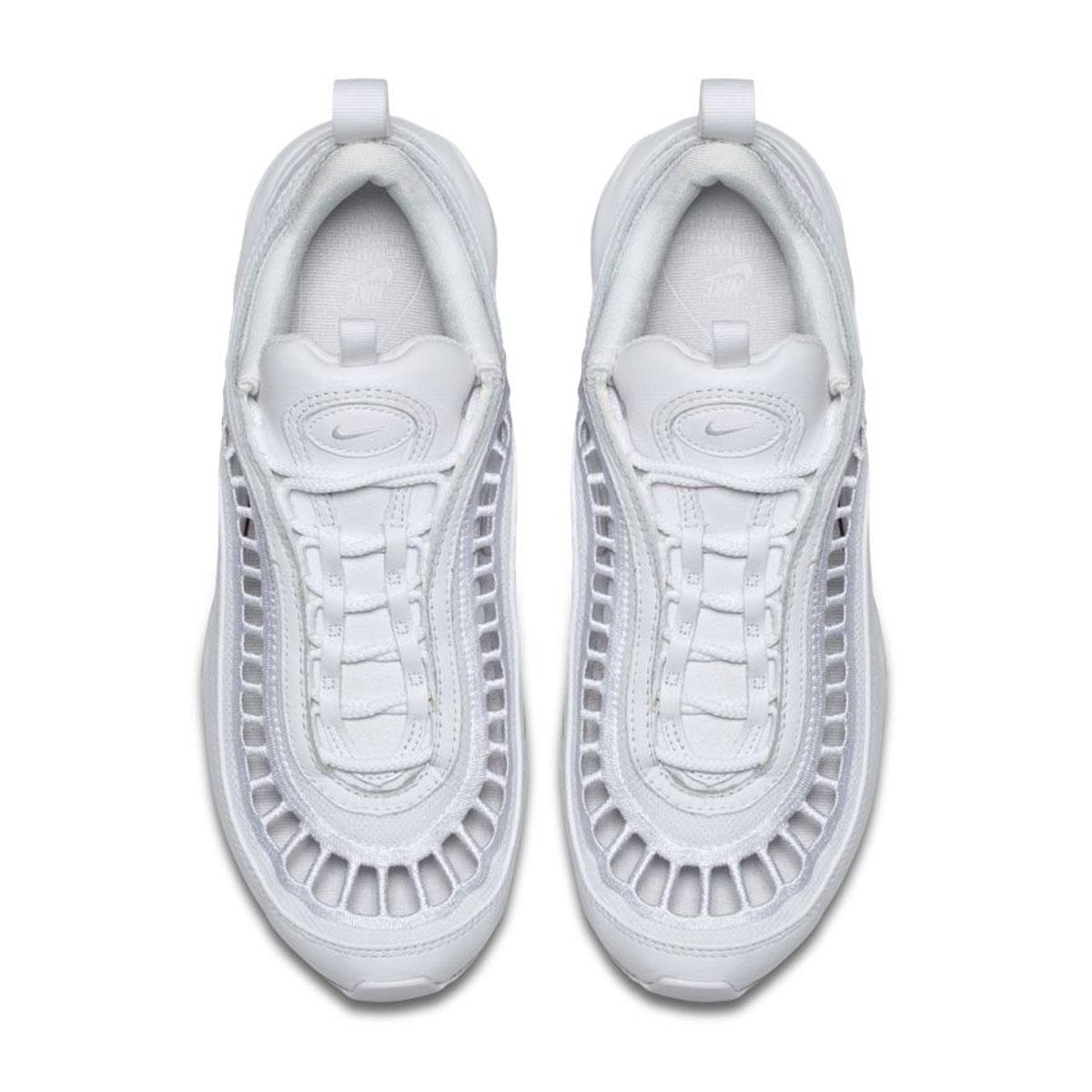 NIKE W AIR MAX 97 UL '17 SI (Nike women Air Max 97 UL 17 SI) WHITE/WHITE-VAST  GREY 18SS-I