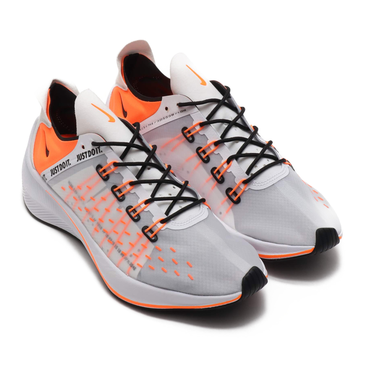 bd4d83584037 NIKE EXP-X14 SE (Nike EXP-X14 SE) WHITE TOTAL ORANGE-BLACK-WOLF GREY 18FA-S