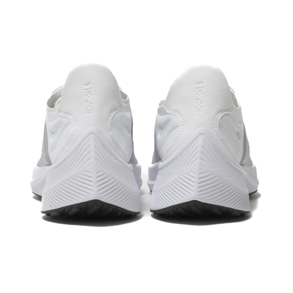 atmos pink  NIKE W EXP-X14 (Nike women EXP-X14) WHITE WOLF GREY ... d1dc542d5