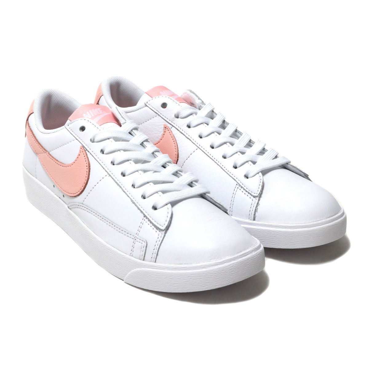 807597f4299 ... cheapest nike w blazer low le le white storm pink white 18fa i f31cd  51abb