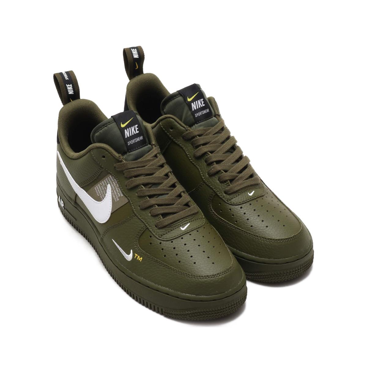 Force Tour Nike Utilitynike 1 07 18ho Air Black Lv8 UtilityOlive Yellow S Canvaswhite '07 sQrCdxBht