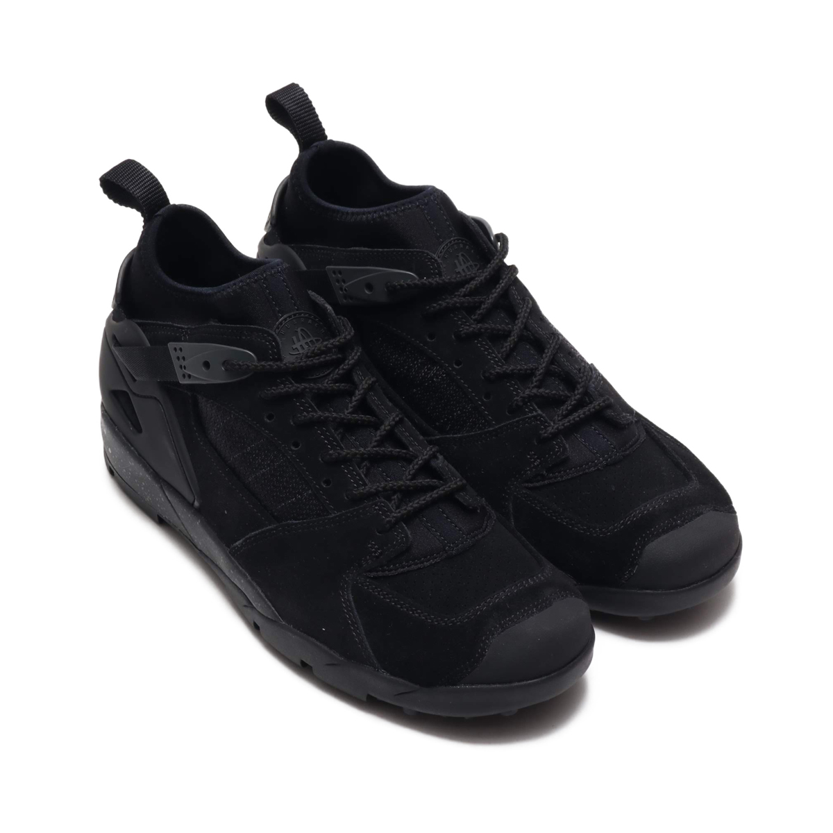 NIKE AIR REVADERCHI(ナイキ エア リバデルチ)(BLACK/ANTHRACITE-BLACK-BLACK)18FW-S