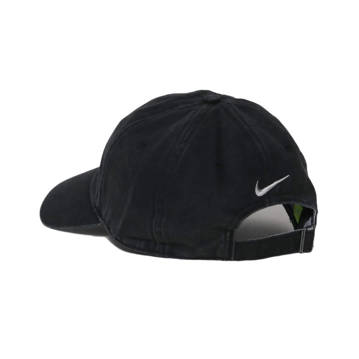 53b9ad571ef NIKE U NSW H86 CAP JDI (Nike H86 JDI cap) BLACK WOLF GREY WHITE 18FA-I