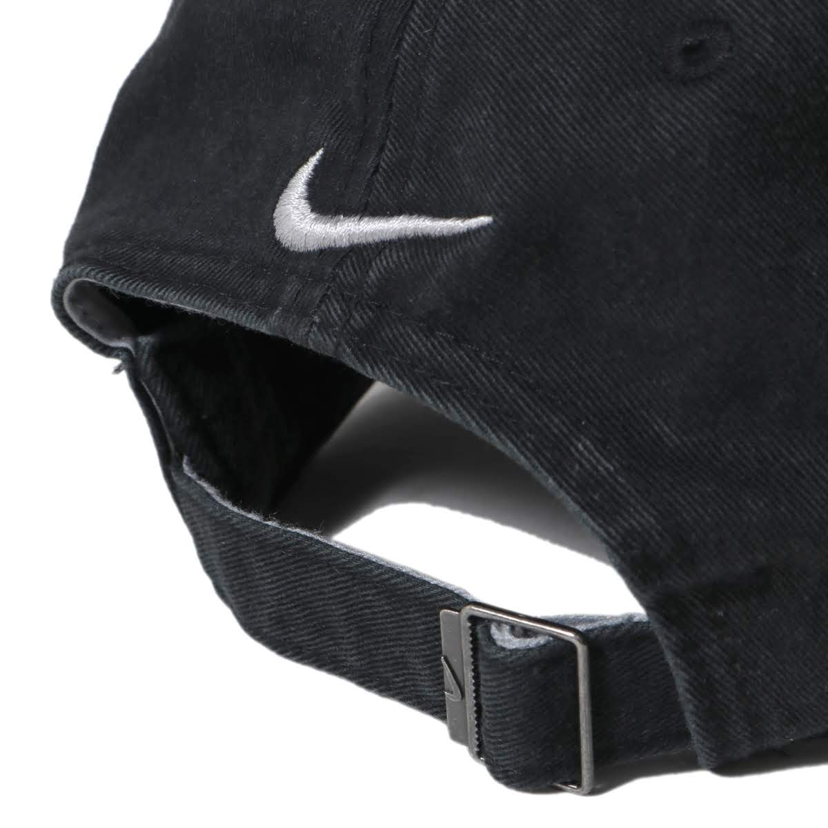 NIKE U NSW H86 CAP JDI (Nike H86 JDI cap) BLACK WOLF GREY WHITE 18FA-I 38c32ee63603