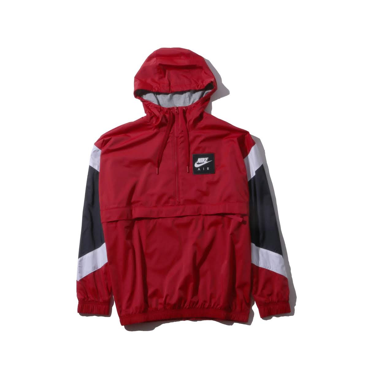 354b4a4ad51d Nike sportswear men s Woo the jacket of the V-shape adopt a panel