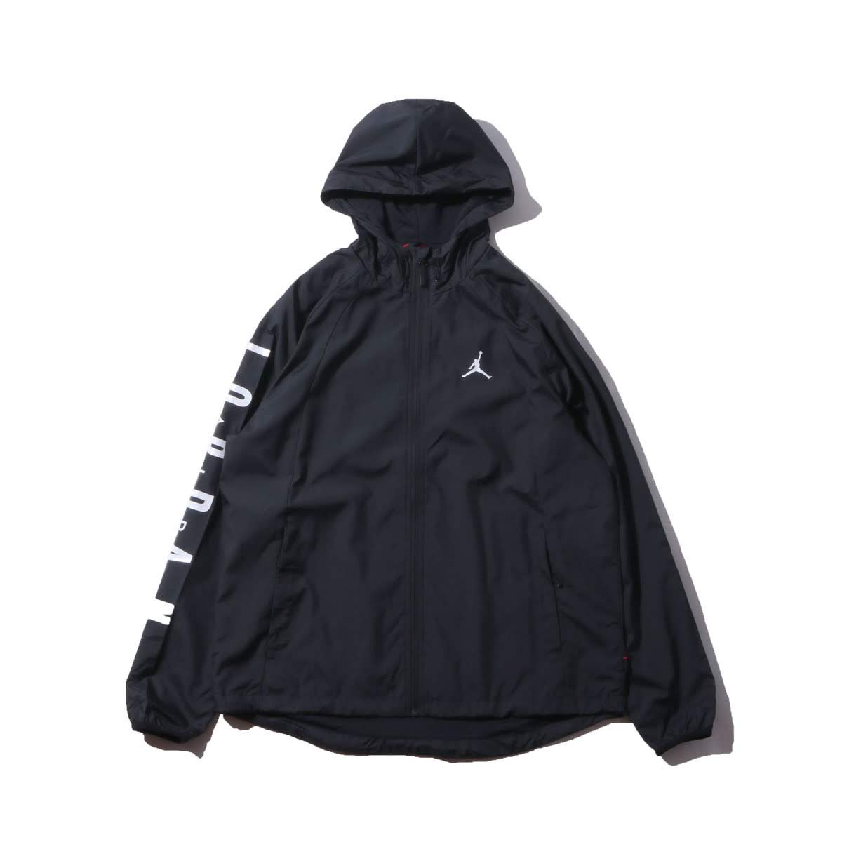 bea13ab8a71 The Jordan sportswear wings men graphic windbreaker jacket adopts  lightweight Lipps top shell. I block wind and rain and realize an agile  jump.