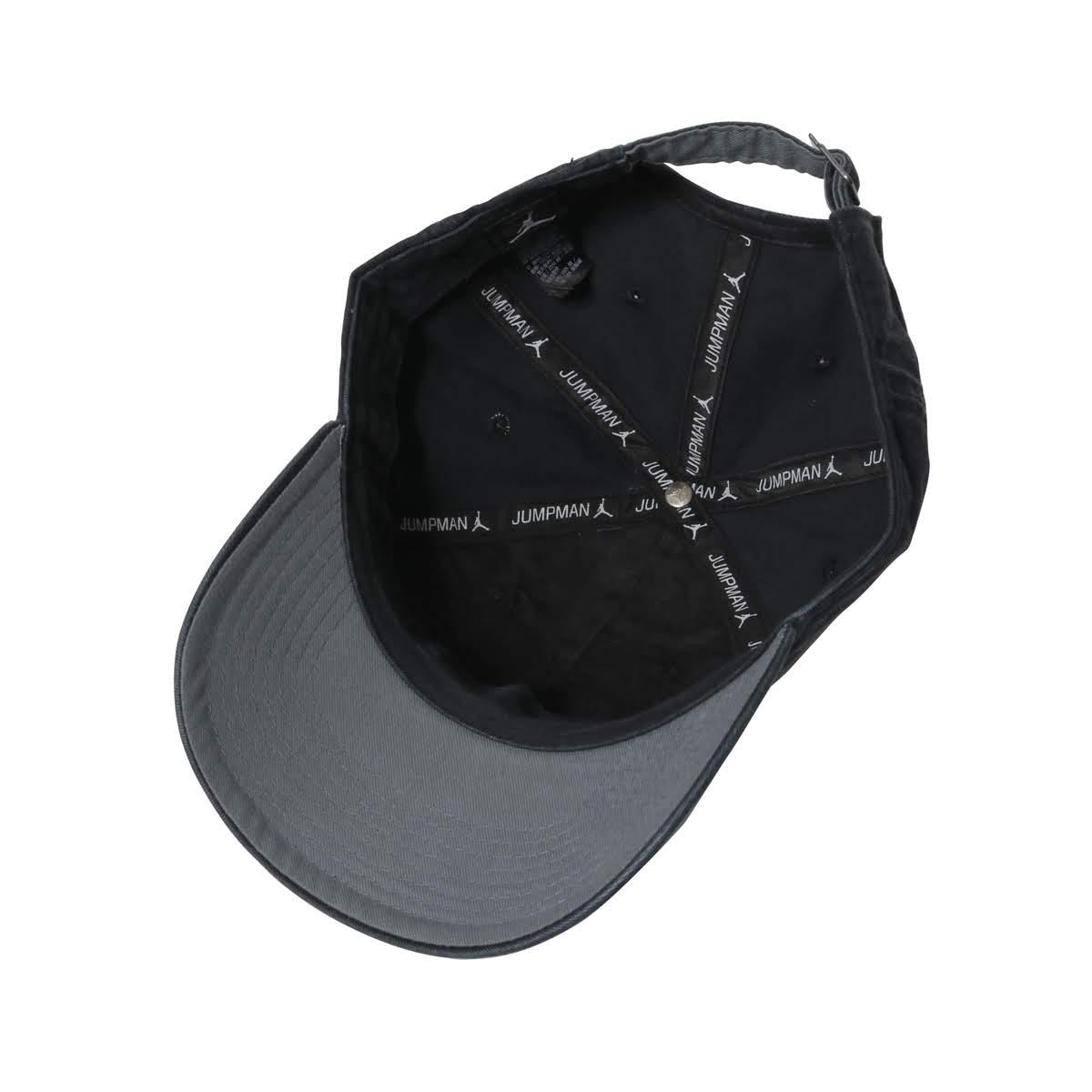 c33026492ab52a NIKE JORDAN H86 AIR CAP (Nike Jordan H86 air cap) BLACK SMOKE GREY 18FA-I