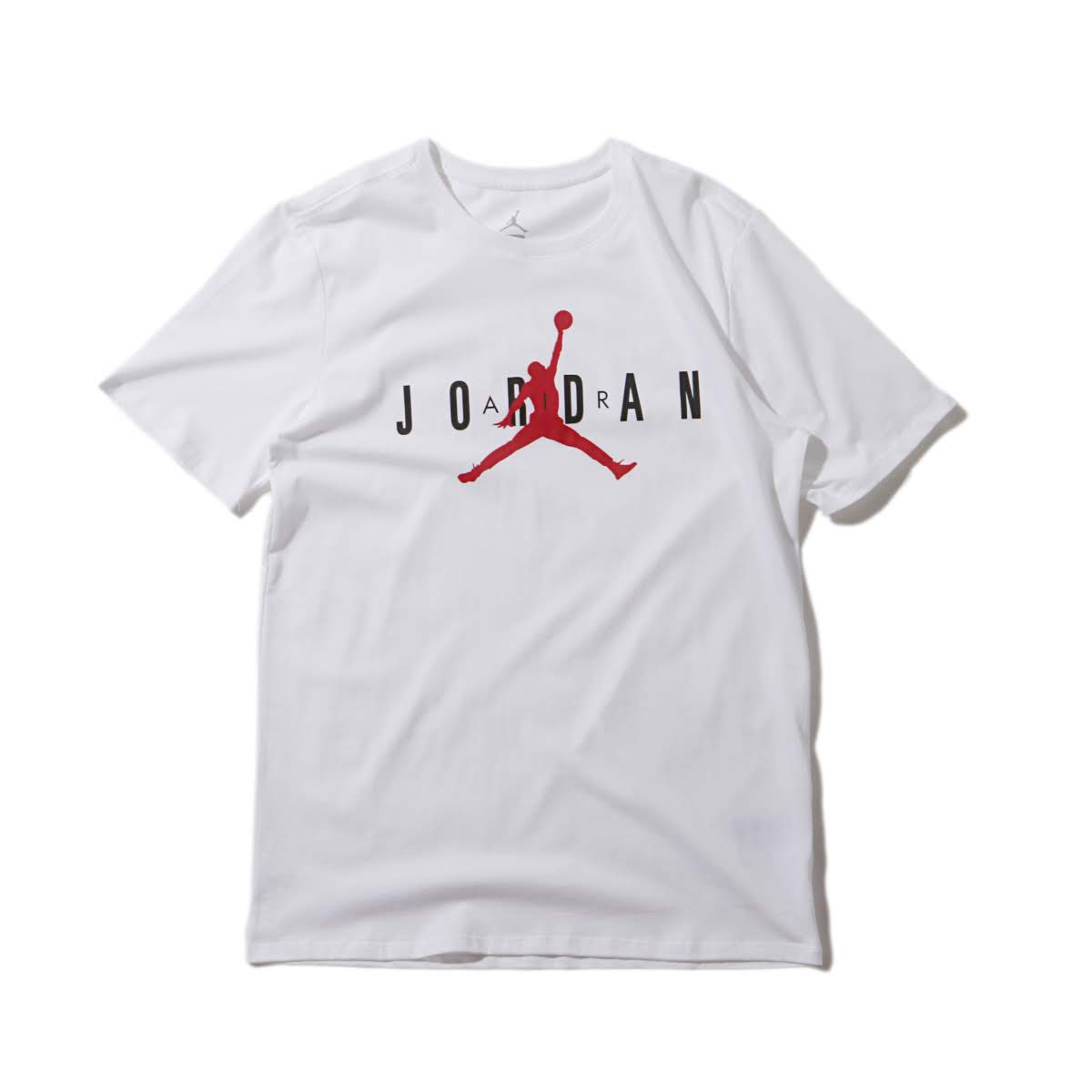 c07ec0fbf38562 ... player who printed graphic of Michael Jordan who is Aiko Nic to the  cotton jersey material that the Jordan sportswear brand 5 men s T-shirt is  soft.