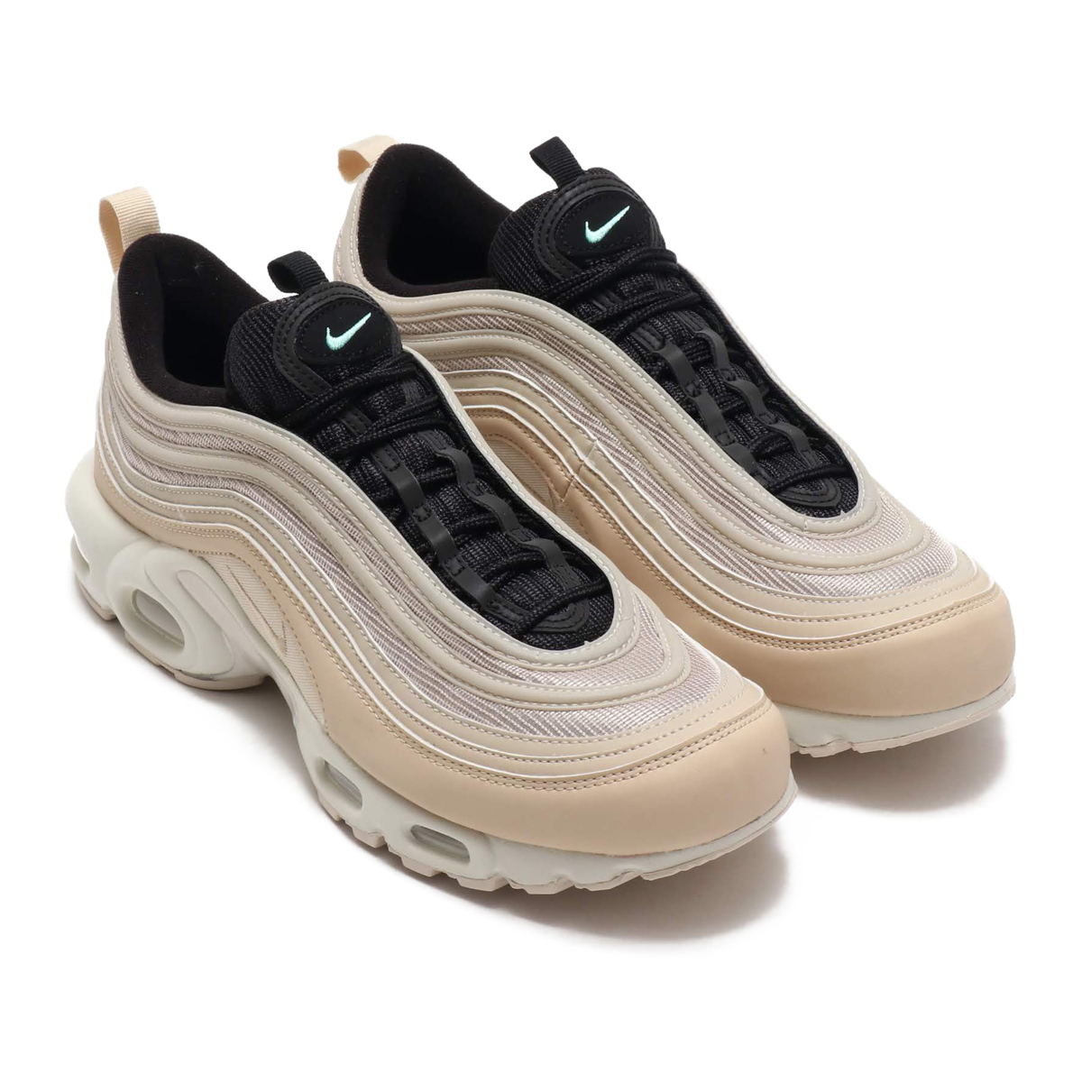 separation shoes a5689 4841f ○8月1日(水)発売・お取り寄せ商品○ NIKE AIR MAX PLUS  97 (ナイキ エア マックス プラス 97) (LT OREWOOD  BRNRATTAN-STRING-BLACK)