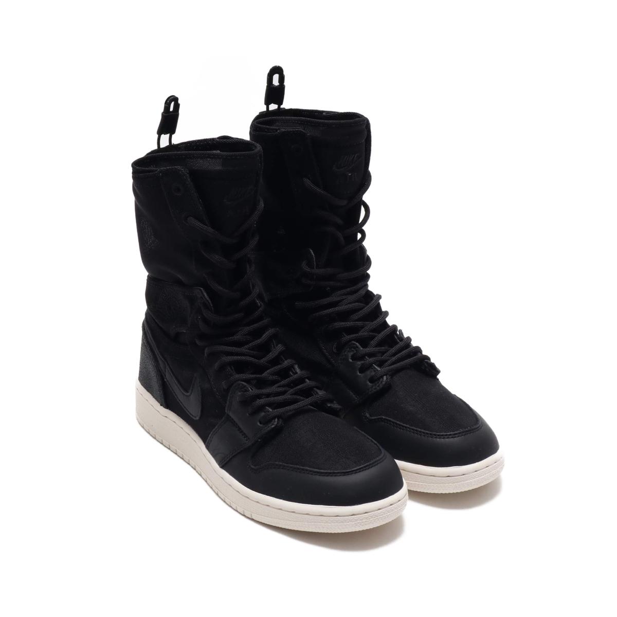 bcced368aa4 NIKE WMNS AIR JORDAN 1 EXPLORER XX (Nike women Air Jordan 1 Explorer XX)  BLACK/PHANTOM 18FA-S