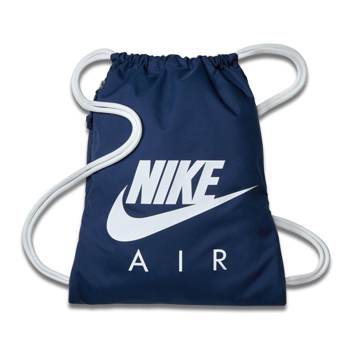 657015d657c3 NIKE NK HERITAGE GMSK 1 - GFX (Nike heritage graphic gym case) BLUE 17SP-I