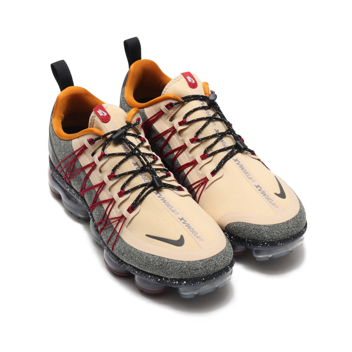 f2219a37014e NIKE AIR VAPORMAX RUN UTILITY (ナイキエアヴェイパーマックスランユ-ティリティ) DESERT ORE REFLECT  SILVER-BLACK 18HO-S