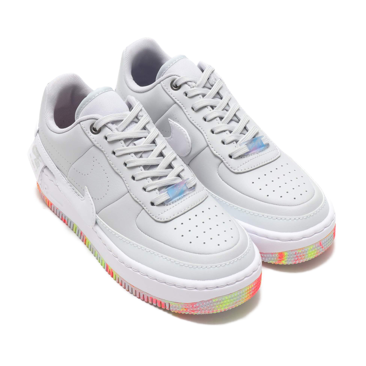 hot sales f8eb3 f3edf NIKE W AF1 JESTER XX PRINT (Nike women AF1 JESTER XX print) PURE PLATINUM  ...