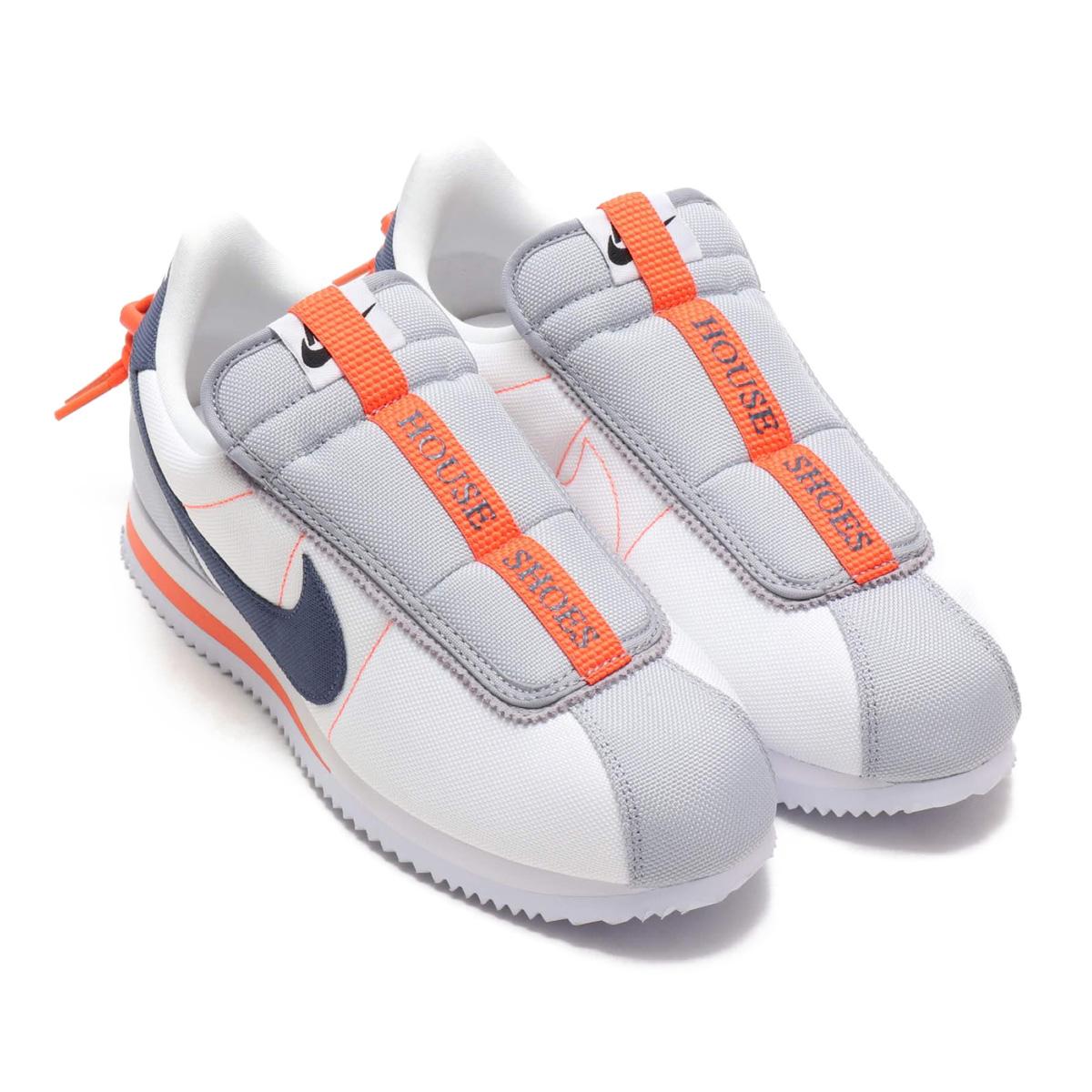 sports shoes c24a6 8420c spain nike cortez orange grey 7690a 35b76