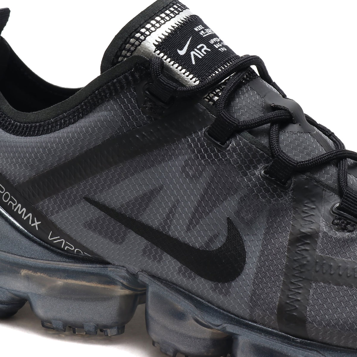 6b1a0ffc NIKE AIR VAPORMAX 2019 (Nike air vapor max 2019) BLACK/BLACK-BLACK 19FA-I