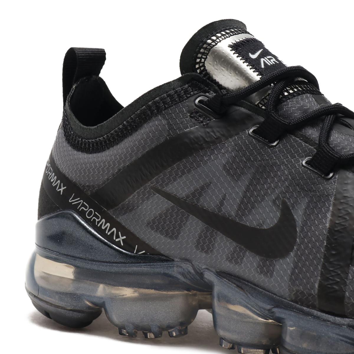 863c9f23e7cc NIKE WMNS AIR VAPORMAX 2019 (Nike women air vapor max 2019)  BLACK BLACK-BLACK 19SP-S