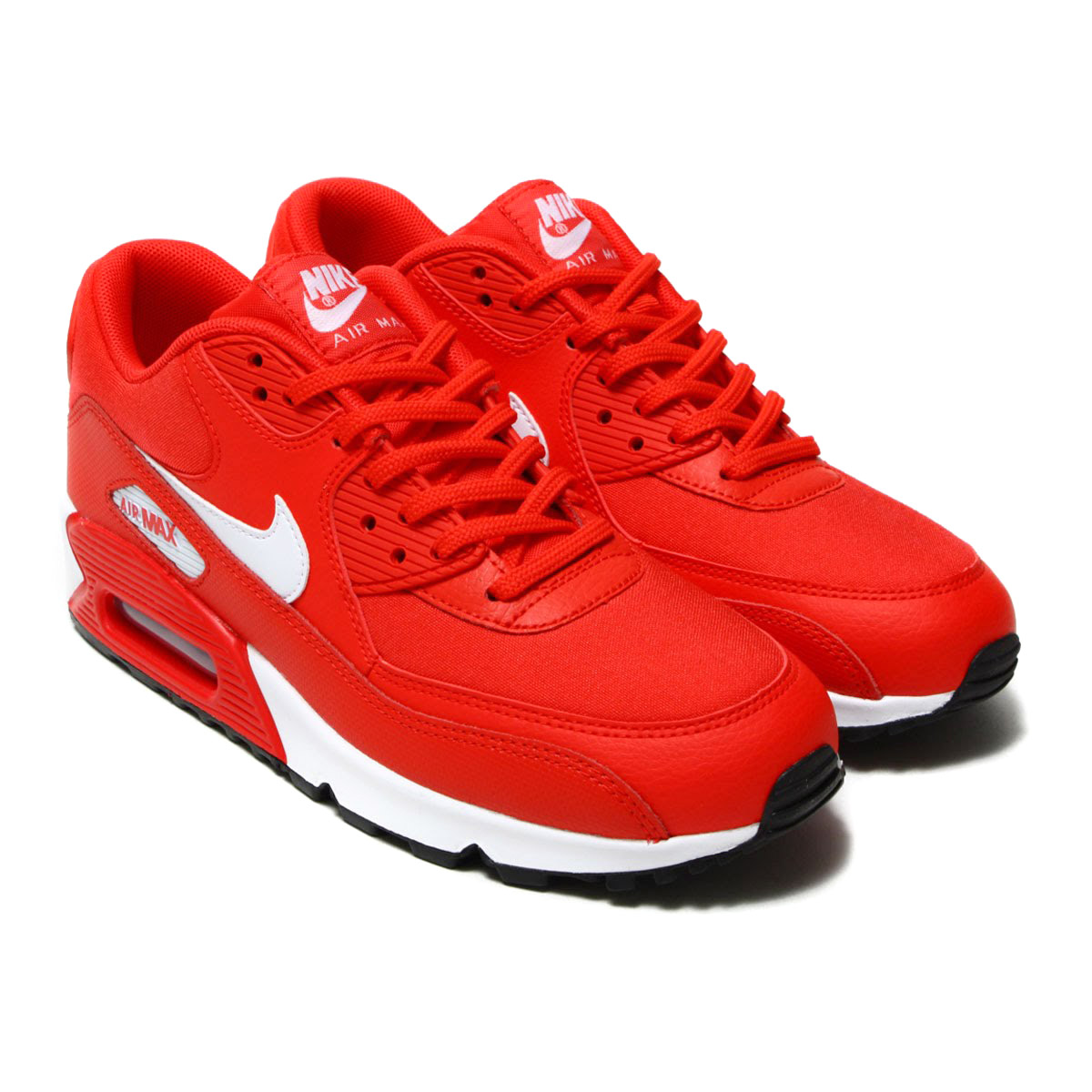 air max 90 red and white