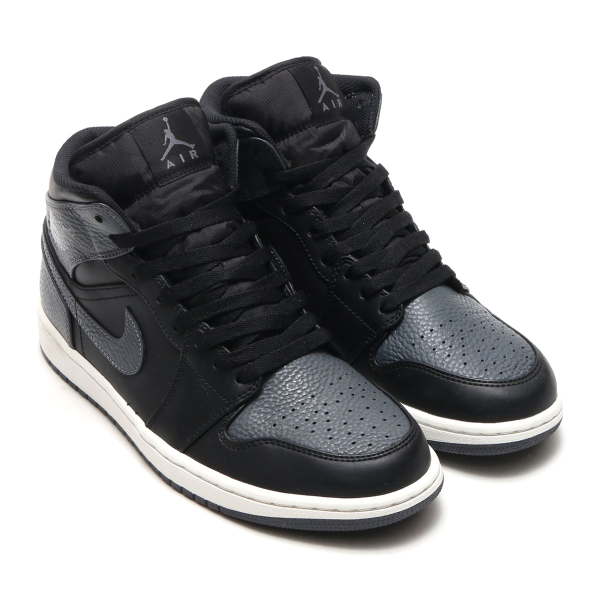 c46ee957bbbf MID cut version of Air Jordan 1 who it was first sig nature shoes of Michael  Jordan