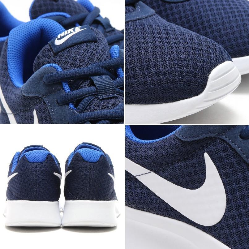 NIKE TANJUN (Tanjung Nike) MIDNIGHT NAVY/WHITE-GAME ROYAL 16SP-I