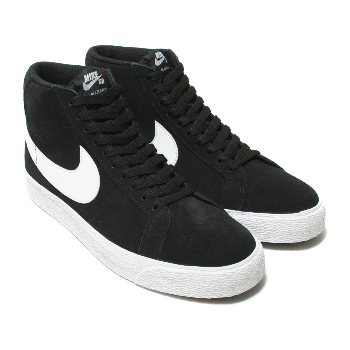 pretty nice 5bd9c 36987 Nike SB ブレーザーズーム MID provides クッショニング with a built-in heel of the high  repulsion at fixed feeling and light weight.