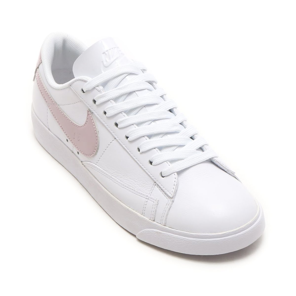 cheap for discount 5e08a c1653 ... closeout nike w blazer low le le white particle rose white 18sp i 9e242  7e0da