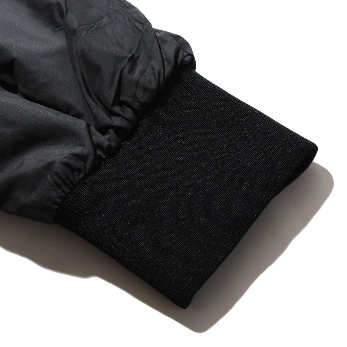 NIKE AS W NSW WR JKT GX (Nike women wind runner jacket GX) BLACK/BLACK/ OBSIDIAN/WHITE 18SU-I
