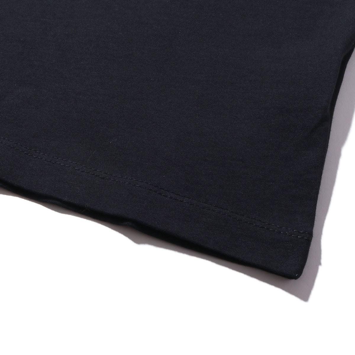 2762f553a61 NIKEBNSWTEEFUTURAICONTD(ナイキYTHフューチュラアイコンTDTシャツ)BLACK WHITE キッズTシャツ
