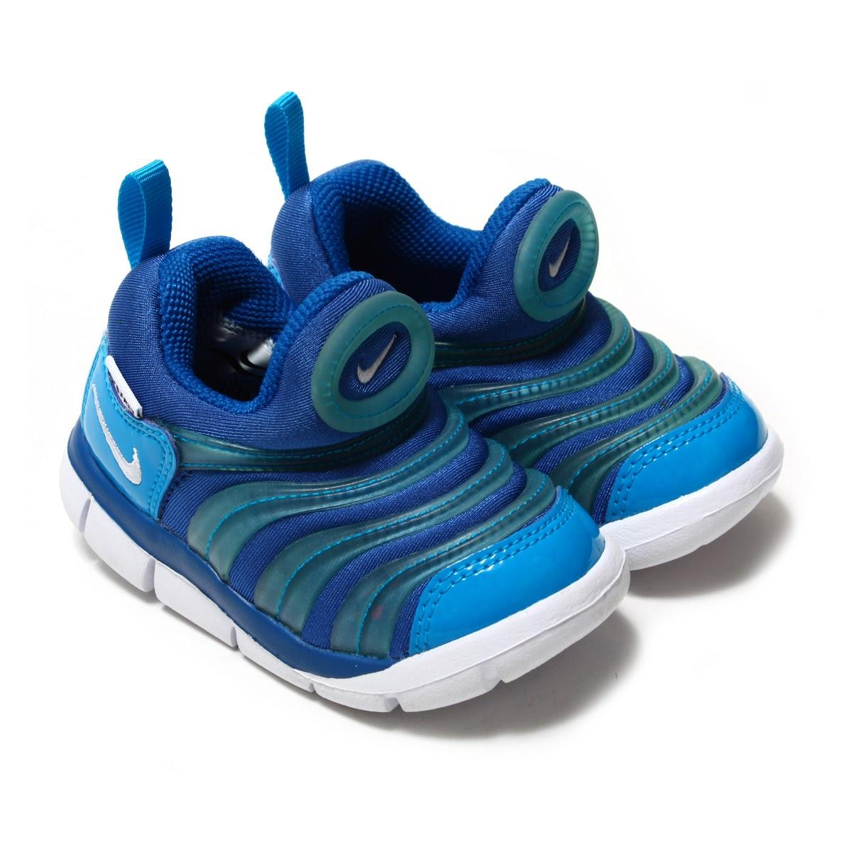 fbd71021c1f4 NIKE DYNAMO FREE (TD) (Nike dynamo-free TD) BLUE JAY WHITE-BLUE ORBIT 17FA-I