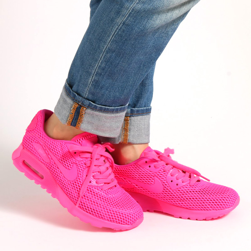 womens nike air max 90 ultra pink