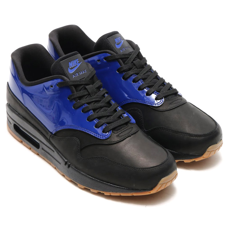 NIKE AIR MAX 1 VT QS (Nike Air Max 1 VT QS) DEEP ROYAL BLUE/GUM DARK BROWN/DEEP  ROYAL BLUE 16SP-I